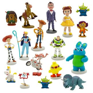Disney Toy Story Mega Figurine Set - Disney store