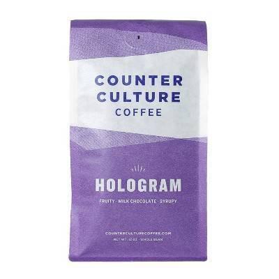 Counter Culture Hologram Medium Roast Whole Bean Coffee - 12oz