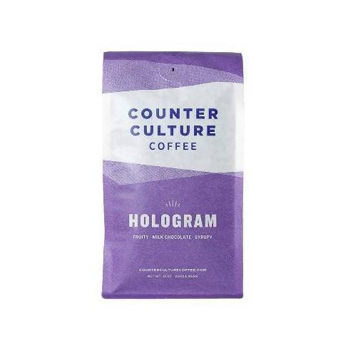 Counter Culture Hologram Medium Roast Whole Bean Coffee - 12oz - image 1 of 4
