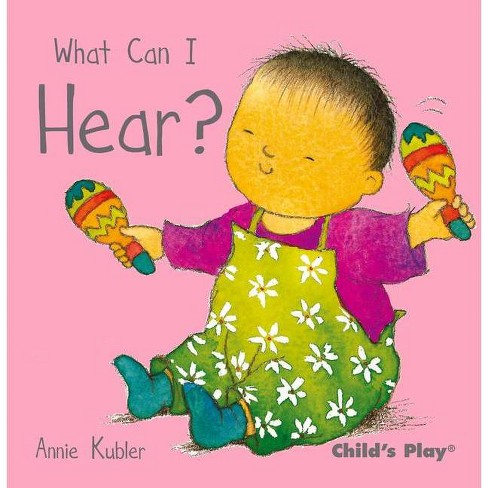 What Can I Hear? - (Small Senses) (Board_book) - image 1 of 1