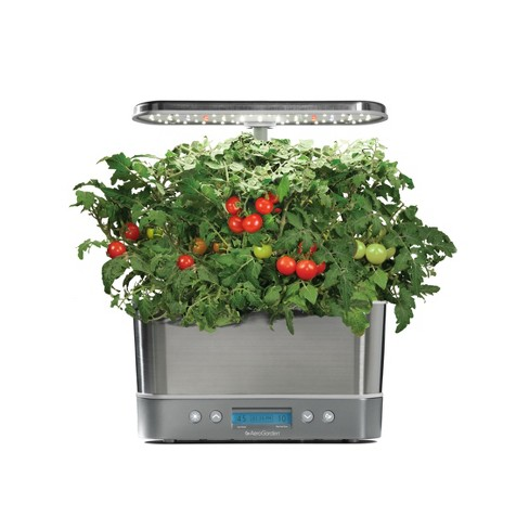 aerogarden harvest elite with gourmet herbs 6 pod seed kit target - Areo Garden