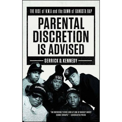 Parental Discretion Is Advised - by  Gerrick D Kennedy (Paperback) - image 1 of 1