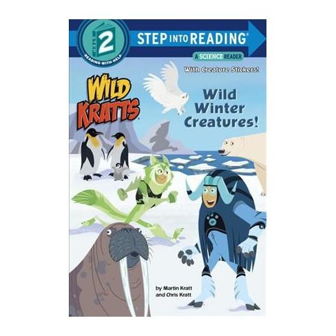 Wild Winter Creatures! (Wild Kratts) - (Step Into Reading) by  Chris Kratt & Martin Kratt (Paperback) - image 1 of 1