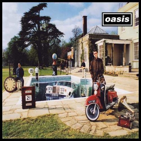 Oasis - Be Here Now (Vinyl) - image 1 of 1