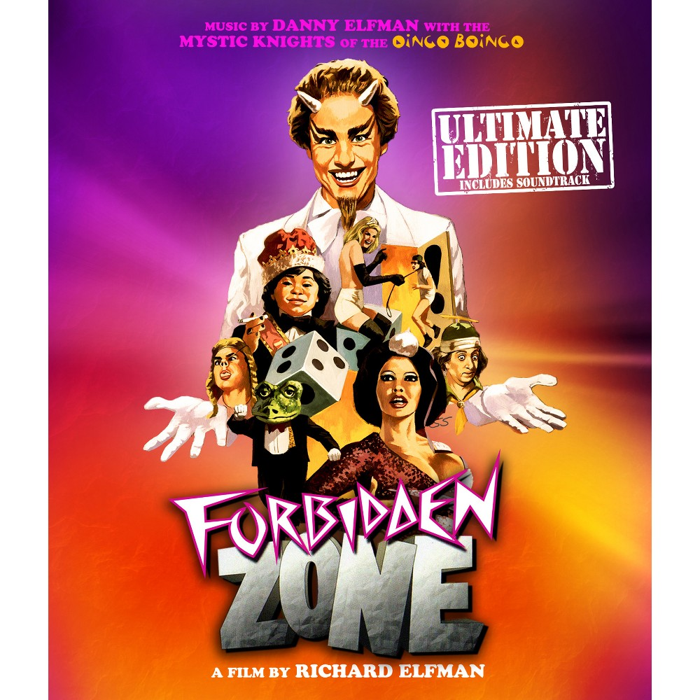 Forbidden Zone:Ultimate Edition (Blu-ray)