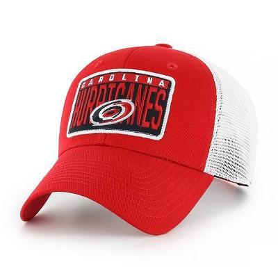 NHL Carolina Hurricanes Men's Mesh Back Bolton Hat