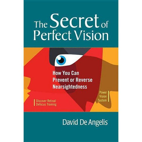 The Secret of Perfect Vision - by  David de Angelis (Paperback) - image 1 of 1