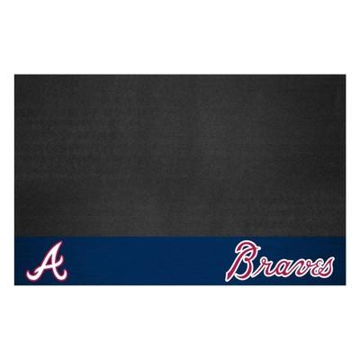 "MLB Atlanta Braves 26""x42"" Grill Mat"