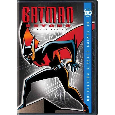 Batman Beyond: Season Three (DVD) - image 1 of 1