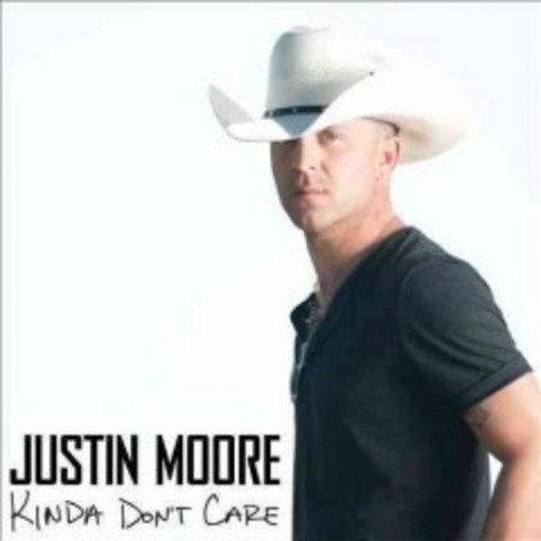 Justin moore - Kinda don't care (CD) - image 1 of 1