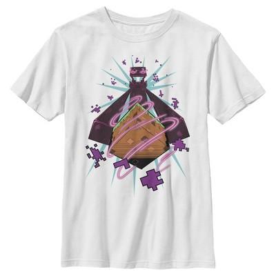 Boy's Minecraft Enderman T-Shirt