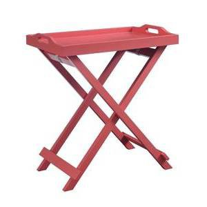 Tray Table Coral - Breighton Home