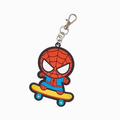 Lanyard Keychain Molded Retro Skate Spider-Man - Yoobi™
