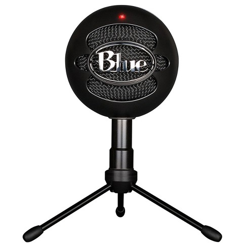 Snowball Black iCE USB Microphone - image 1 of 4