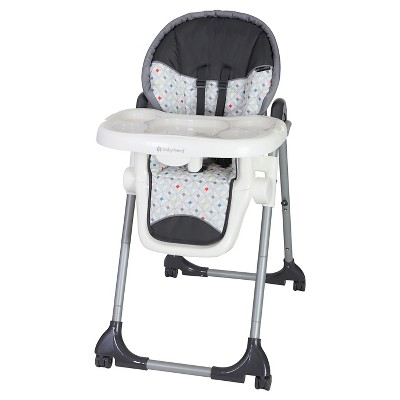 Baby Trend® Deluxe 2-in-1 High Chair - Diamond Geo