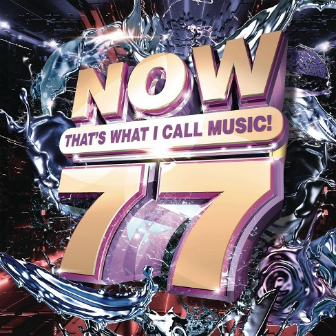 Various Artists - NOW That's What I Call Music! Vol. 77 (CD) - image 1 of 1