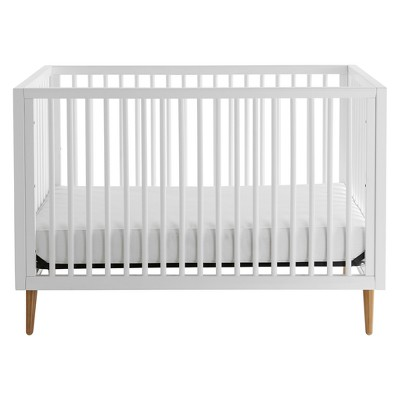 Kolcraft Roscoe 3-in-1 Convertible Crib - White
