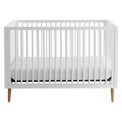 Kolcraft Roscoe Crib - White - image 1 of 11
