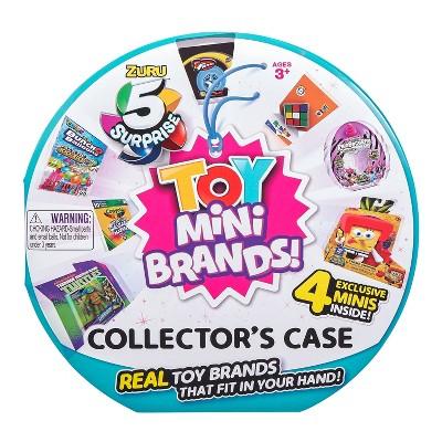 5 Surprise Mini Toys S1 Collectors Case