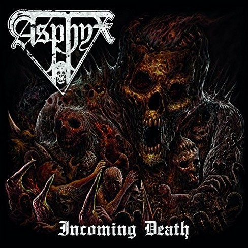 Asphyx - Incoming Death (CD) - image 1 of 1