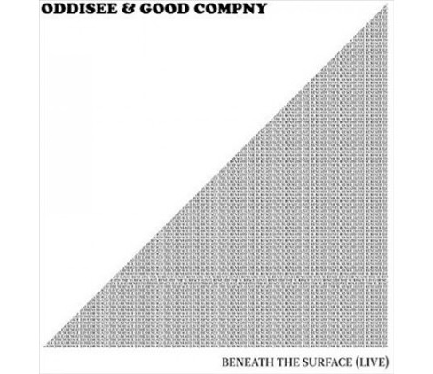 Oddisee - Beneath The Surface (Live) (Vinyl) - image 1 of 1