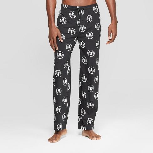 Men s Marvel Vemon Novelty Pajama Pants - Black   Target 59818a004