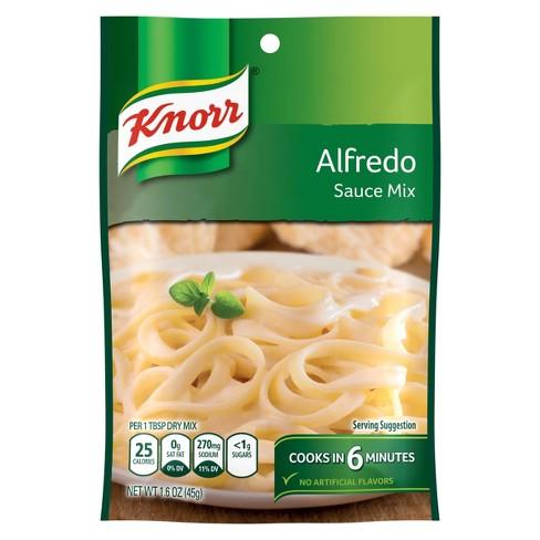 Knorr Alfredo Sauce Mix - 1.6oz - image 1 of 3