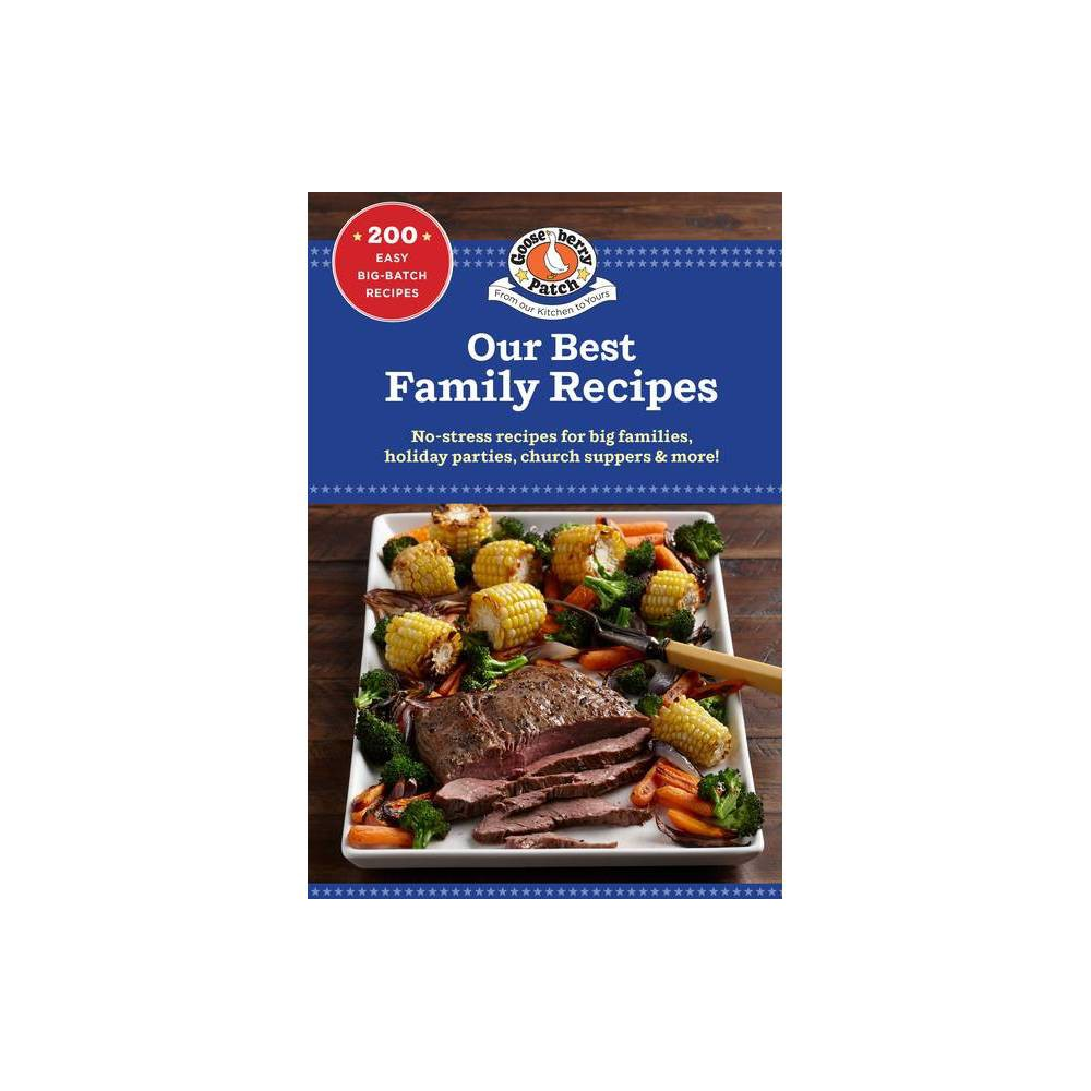 Our Best Family Recipes Our Best Recipes Paperback