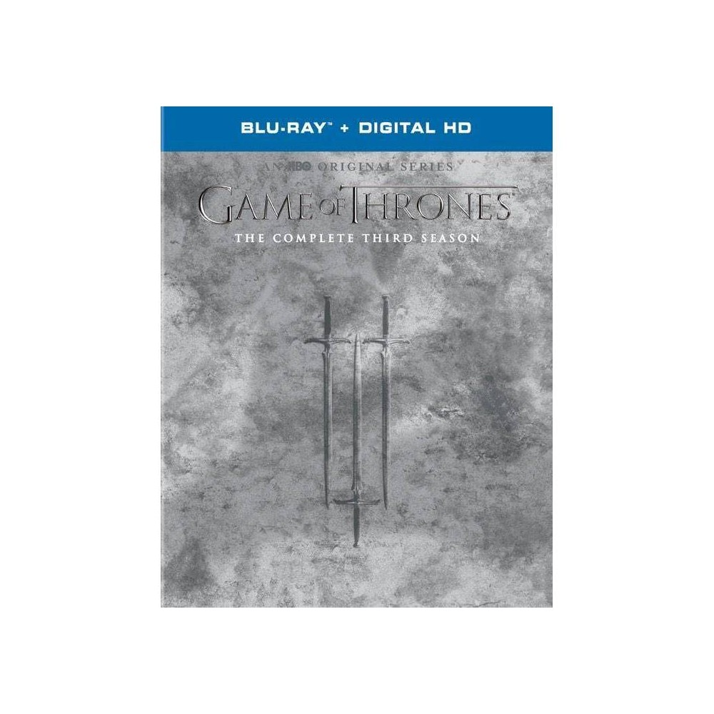 Game Of Thrones S3 Blu Ray Digital