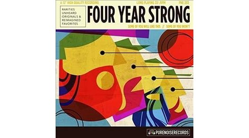 Four Year Strong - Some Of You Will Like This Some Of Yo (Vinyl) - image 1 of 1