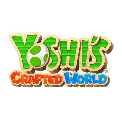 Yoshi's Crafted World - Nintendo Switch (Digital)