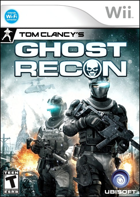 Tom Clancy's Ghost Recon Nintendo Wii - image 1 of 1