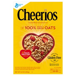 Cheerios Breakfast Cereal - 8.9oz - General Mills