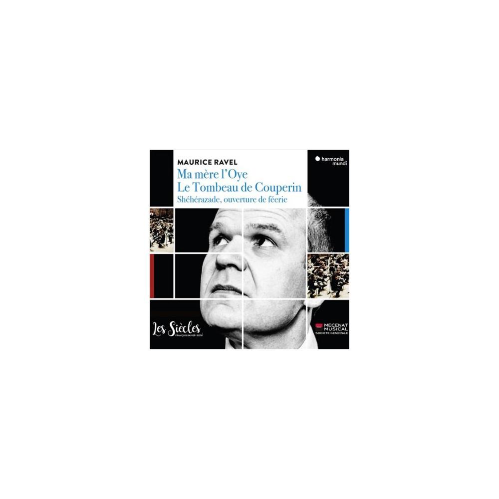 Francois-xavie Roth - Ravel:Ma Mere L'oye (CD)