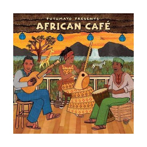 Various - African Cafe (CD) - image 1 of 1