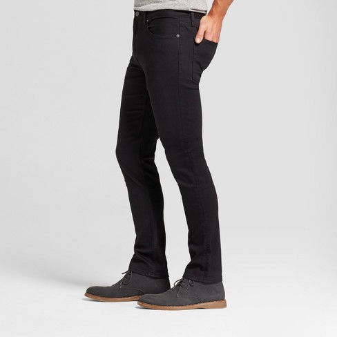 fd4799e6194 Men s Skinny Fit Jeans - Goodfellow   Co™ Black   Target