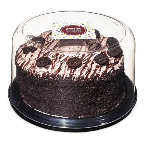 Cookies Cream Dessert Cake