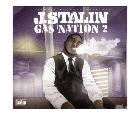 J. Stalin - Gas Nation 2 (CD) - image 1 of 1