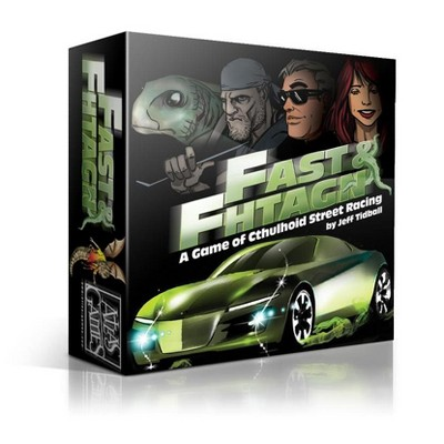 Fast & Fhtagn Board Game