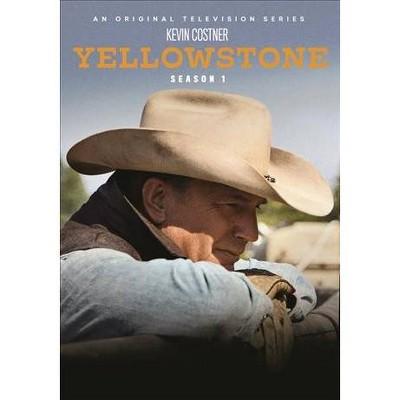 Yellowstone: Season One (DVD)