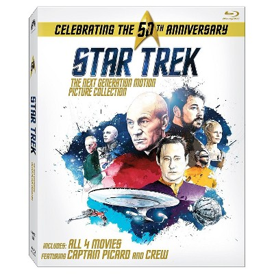 Star Trek: The Next Generation Motion Picture Collection (Blu-ray)