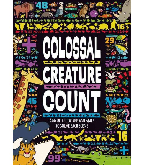 Colossal Creature Count (Paperback) - image 1 of 1