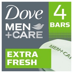 DoveMen+Care Extra Fresh Body and Face Bar - 4oz