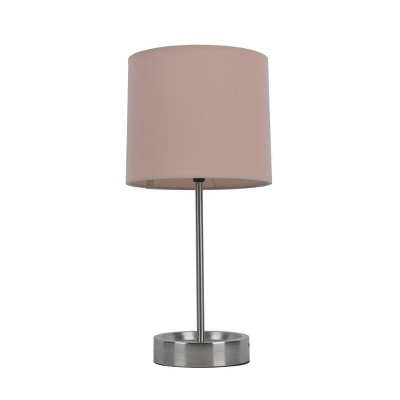 Stick Table Lamp Pink - Room Essentials™