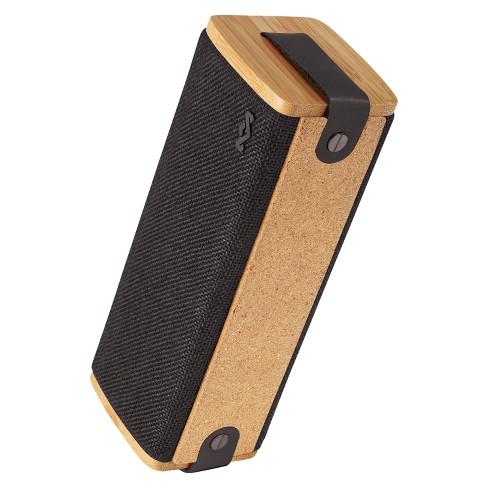 Marley Riddim Speaker - Black (EM-JA012-SB)