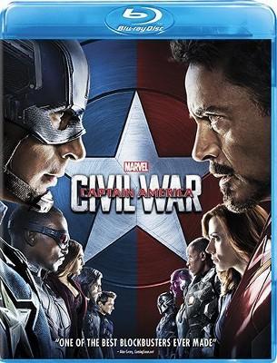 Captain America: Civil War (Blu-ray + Digital)