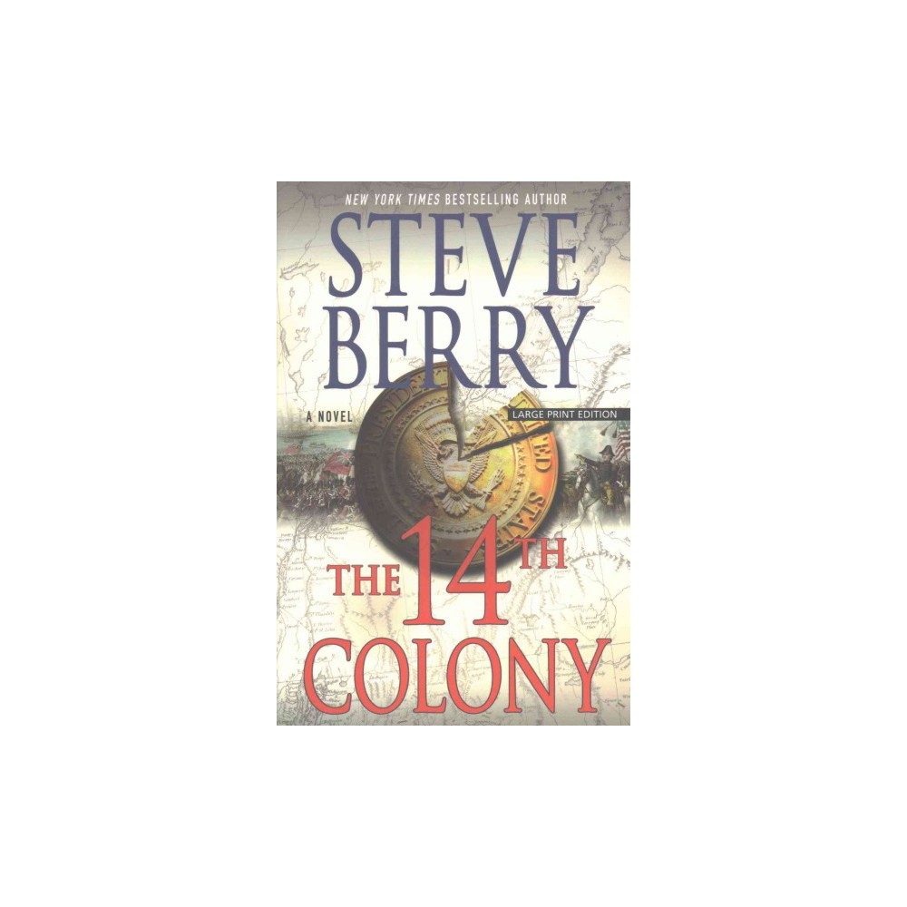 14th Colony (Paperback) (Steve Berry)