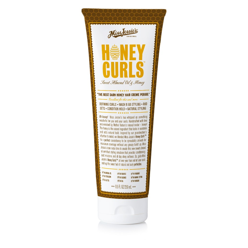 Image of Miss Jessie's Honey Curls Curl Enhancers - 8.5oz
