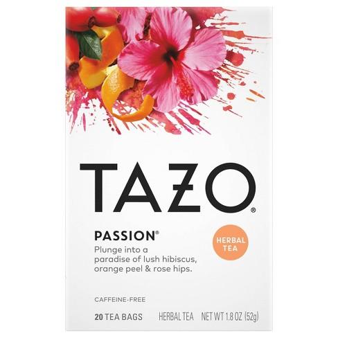 Tazo Passion Herbal Tea - 20ct - image 1 of 4