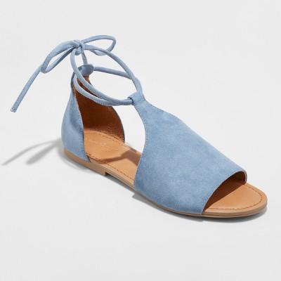 Up Lace Thread Women's Aileen Universal Slide Sandals USqzpMV